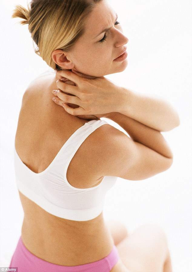 Why most sports bras dig on your neck and what to do about it