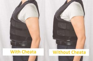 Why women's body armor never fits well and the real solution for it