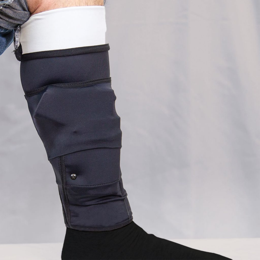 470743_Ankle-Gun-Sox-Pro_Retention-Flap-covering_Side-view_8677