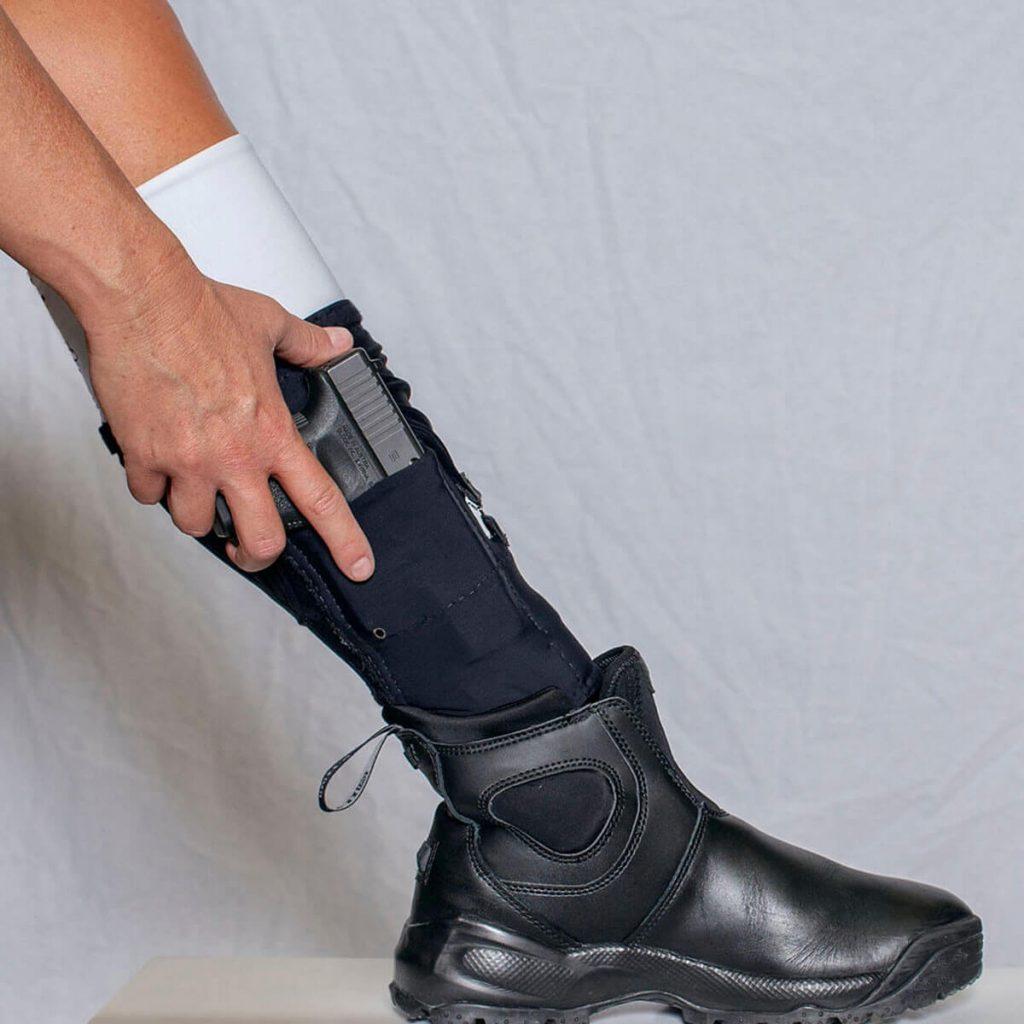 470743_Cheata Tactical_Ankle Gun Sox_LDS Tac boot_inside holster carry